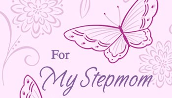 For Stepmom Stepmother Card Messages